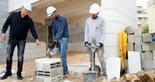עובדי בניין מהגליל. פרויקט אוסישקין 7, קרית מוצקין