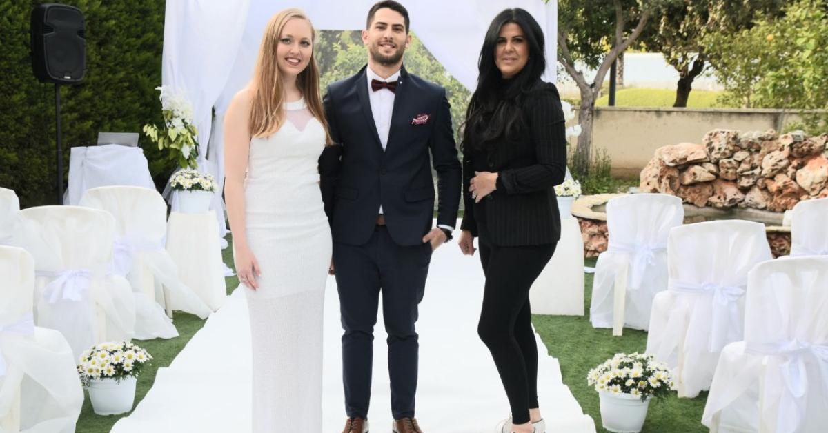 חתונתם של ליאת שביט ודניאל בן פורת