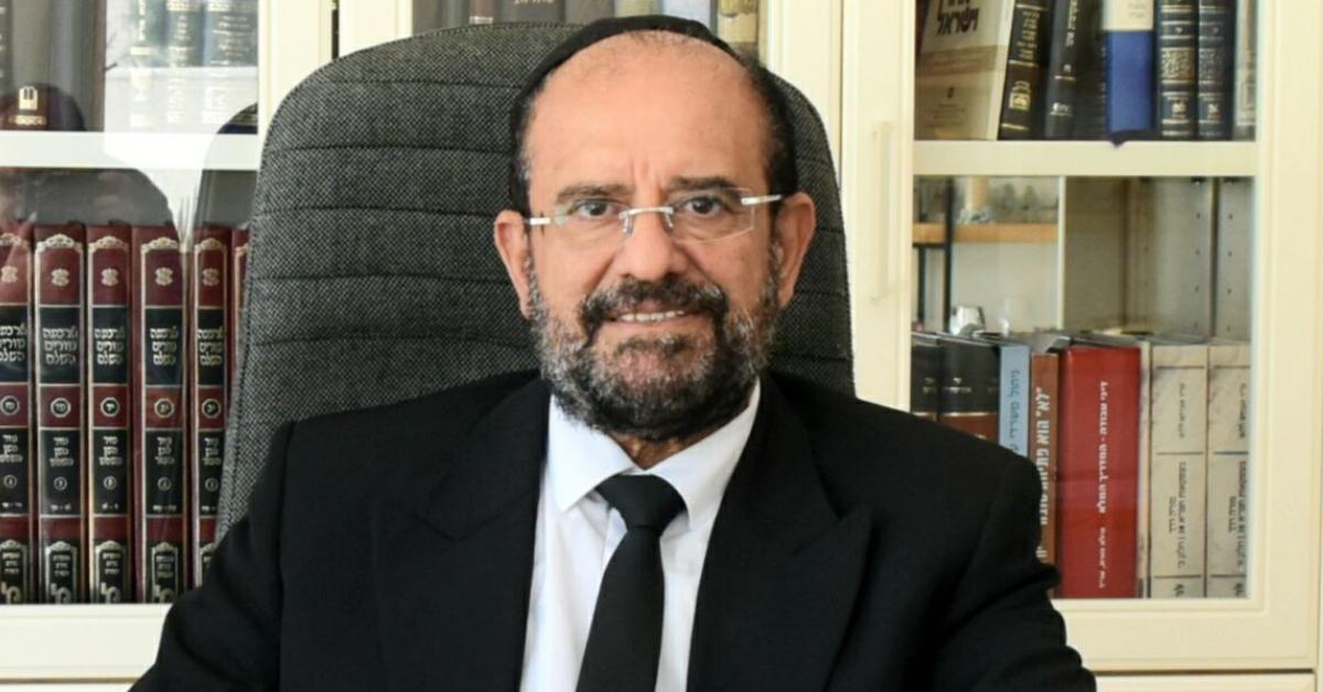 הרב יוסף הלוי אברקי