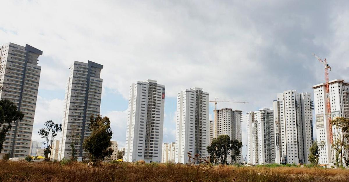 מכירת הדירות בצפון שומרת על יציבות. בנייה חדשה בקריות