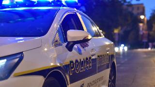 ניידת משטרה