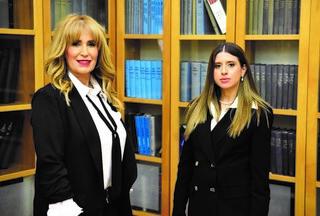 עורכות הדין יעל בן דוד ונעמה אלוס