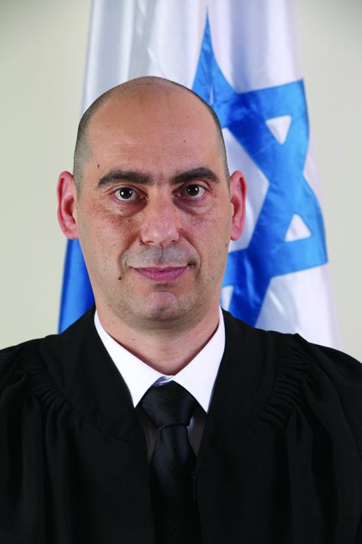 השופט יוסי טורס