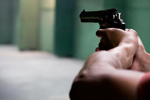 האקדח הועבר להמשך מיצוי ראיות