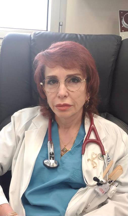 מנהלת מיון בית החולים נהריה