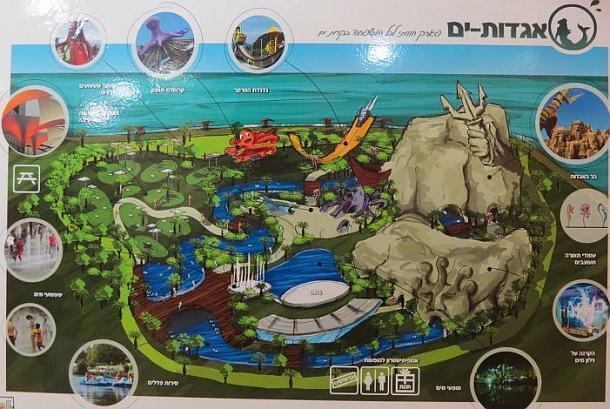 פארק אגדות ים