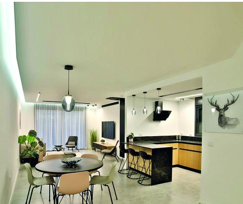 דירה לדוגמה, פרויקט אלכסנדר בקרית חיים