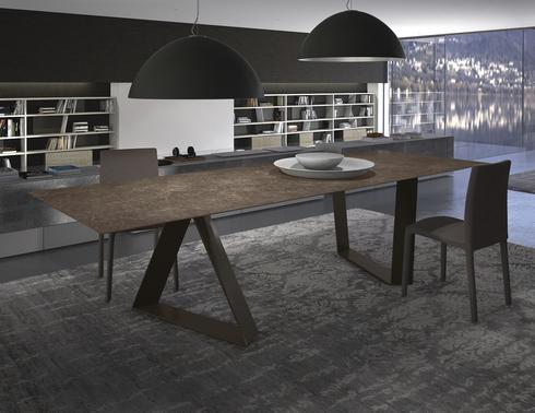 """עיצוב גברי - חברת איילמינם, יבואנית משטחי למינם איטליה, צילום: יח""""צ חו""""ל"""