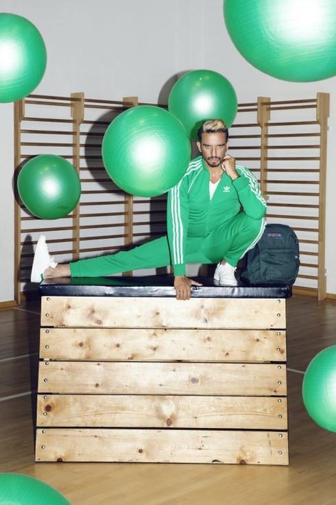 מושיק גלאמין, מתוך התערוכה. צילום: דניאל קמינסקי